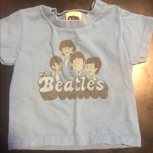 The Beatles shirt for toddlers, size 24 months